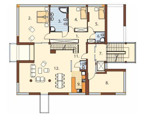 plano-de-edificio-de-4-pisos-con-departamento
